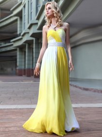 Sheath/Column Satin Strapsless Sweetheart Floor Length Evening/Party Dress